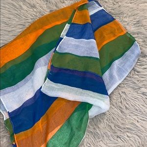 Accessories - Gator Colors Pashmina! Have matching hat in list